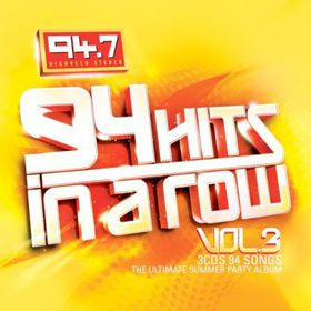 94 Hits In A Row - 94 Hits In A Row - Vol.3 (CD)