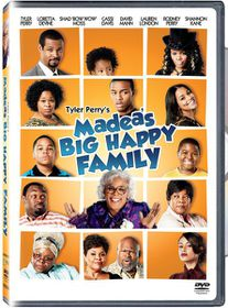 Madea's Big Happy Family (2011)(DVD)