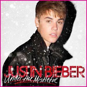 Justin Bieber - Under The Mistletoe (CD)
