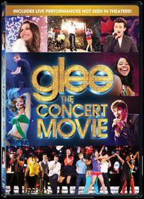 Glee: The Concert Movie (2011)(DVD)