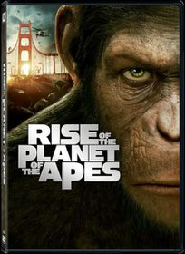 Rise of the Planet of the Apes (2011)(DVD)