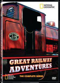 Great Railway Adventures (3 DVD Box Set)