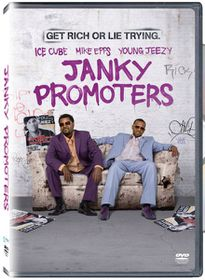 The Janky Promoters (2009)(DVD)