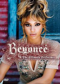 Beyonce - Ultimate Performer (CD)