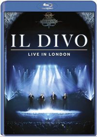 Il Divo - Live In London (Blu-Ray)