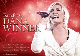 Winner Dana - Kersfees Met Dana Winner (CD + DVD)