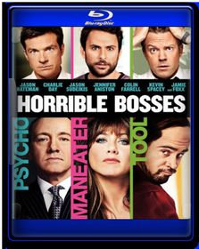 Horrible Bosses (2011)(Blu-ray)