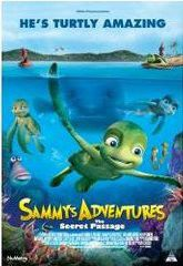 Sammy's Adventure (2010)(DVD)