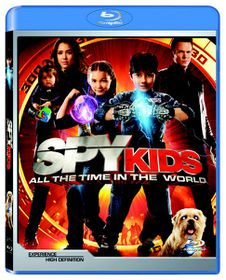 Spy Kids: All the Time in the World (2011)(Blu-ray)