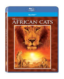 African Cats (2011) (Blu-ray)