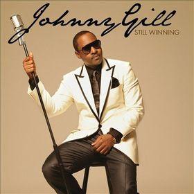 Johnny Gill - Still Winning (CD)