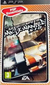 Need for Speed: Most Wanted 5-1-0 Essentials (PSP)
