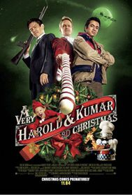 A Very Harold & Kumar Christmas (DVD)
