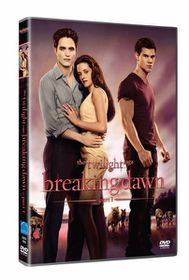 The Twilight Saga - Breaking Dawn Part 1 (DVD)