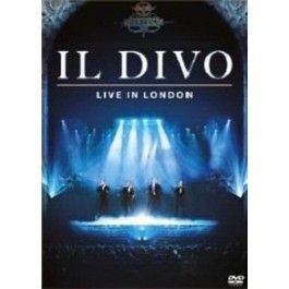 Il Divo - Live In London (DVD)