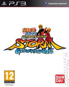 Naruto Shippuden: Ultimate Ninja Storm Generations (PS3)