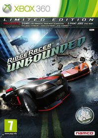 Ridge Racer: Unbounded Standard Edition (Xbox360)