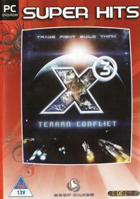 Super Hits : Koch-X3 Terran Conflict (PC DVD-ROM)