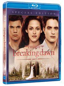 The Twilight Saga Breaking Dawn Part 1 (Blu-ray)
