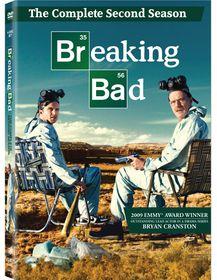 Breaking Bad Season 2 (DVD)