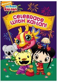 Ni Hao Kai Lan Celebrate with Kai Lan (DVD)