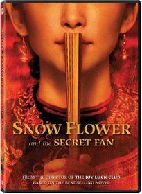Snow Flower and the Secret Fan (2011)(DVD)