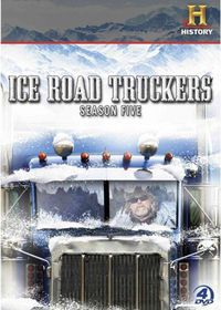 Ice Road Truckers:Complete Season 5 - (Region 1 Import DVD)