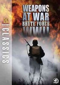 History Classics:Weapons at War Brute - (Region 1 Import DVD)