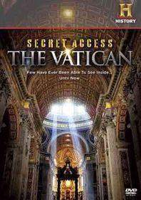 Secret Access:Vatican - (Region 1 Import DVD)