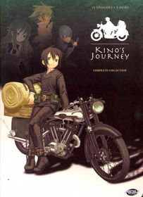 Kino's Journey:Complete Collection - (Region 1 Import DVD)