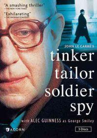 Tinker Tailor Soldier Spy - (Region 1 Import DVD)