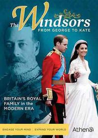 Windsors:from George to Kate - (Region 1 Import DVD)