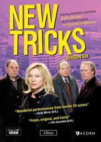 New Tricks Season 6 - (Region 1 Import DVD)