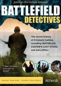 Battlefield Detectives - (Region 1 Import DVD)