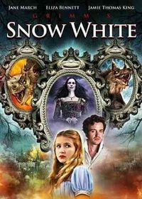 Grimm's Snow White - (Region 1 Import DVD)