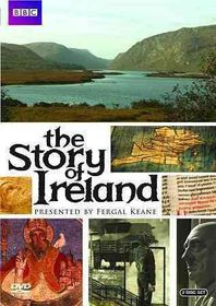 Story of Ireland - (Region 1 Import DVD)