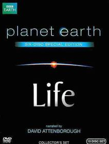 Life/Planet Earth (Special Ed Coll) - (Region 1 Import DVD)