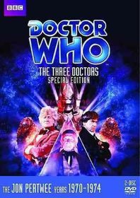 Doctor Who:Ep 65 the Three Doctors - (Region 1 Import DVD)