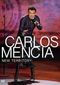 Carlos Mencia:New Territory - (Region 1 Import DVD)