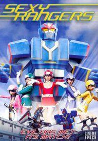Sexy Rangers - (Region 1 Import DVD)