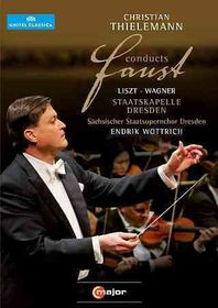 Wagner/Liszt:Thielemann Conducts Faus - (Region 1 Import DVD)