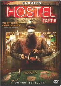 Hostel Part III - (Region 1 Import DVD)