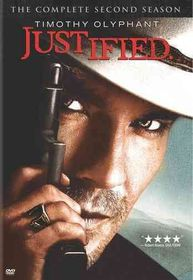 Justified Season Two - (Region 1 Import DVD)