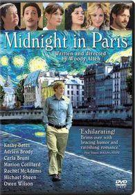 Midnight in Paris - (Region 1 Import DVD)