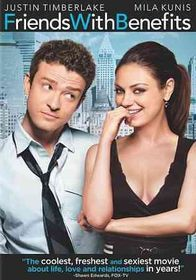 Friends with Benefits - (Region 1 Import DVD)
