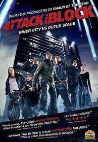 Attack the Block - (Region 1 Import DVD)