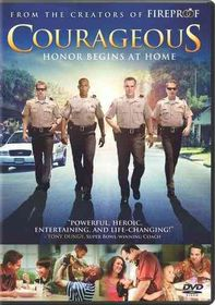Courageous - (Region 1 Import DVD)