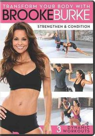 Brooke Burke:Strengthen & Condition - (Region 1 Import DVD)