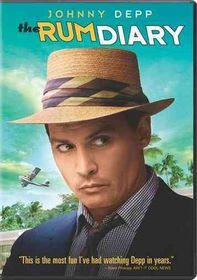 Rum Diary - (Region 1 Import DVD)