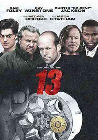 13 - (Region 1 Import DVD)